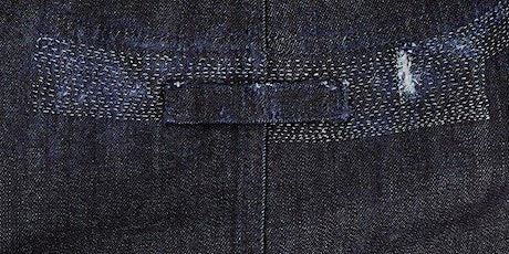 TOAST | Denim Repairs with Molly Martin tickets