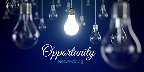 Opportunity Networking - October 2021 tickets