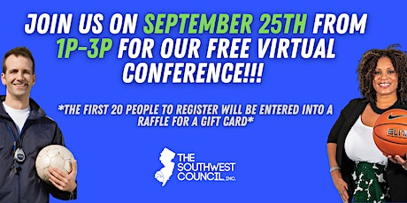Virtual Youth Athlete Conference tickets