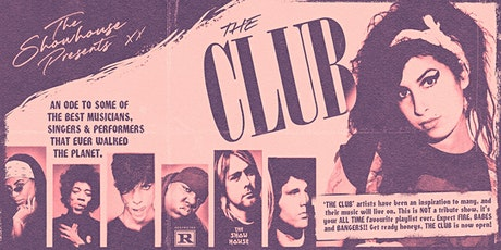 The Showhouse Presents: The Club tickets