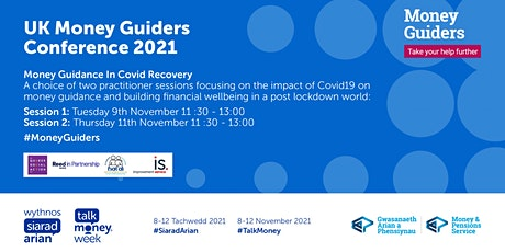 Talk Money Week: UK Money Guiders Conference 2021 tickets