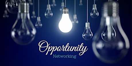 Opportunity Networking - November 2021 tickets