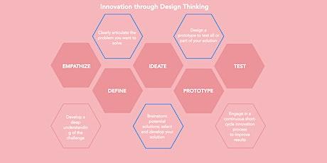 Innovate through Design Thinking tickets