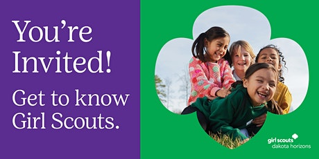 Get to Know Girl Scouts tickets