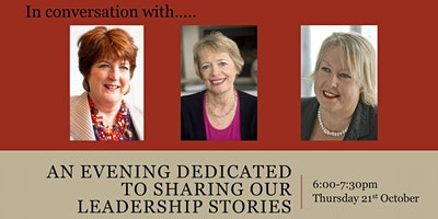 In Conversation with Susan Vinnicombe CBE and Professor Wendy Purcell