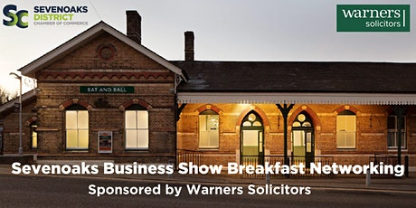 BUSINESS SHOW BREAKFAST NETWORKING 2021 tickets