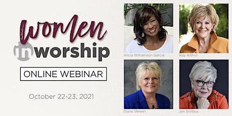 Women IN Worship Webinar tickets