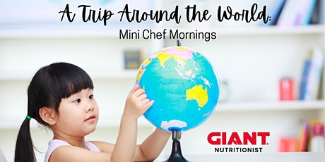 VIRTUAL October: Mini Chef Mornings tickets