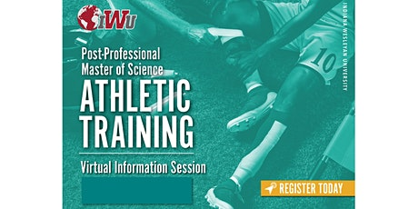 Informational Meeting for Master of Science in Athletic Training (MSAT) tickets