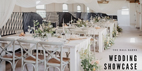 Wedding Showcase at The Hall Barns, Leicestershire tickets