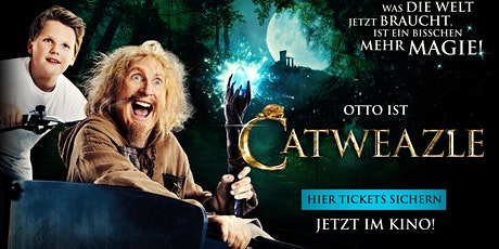 FAMILIENKINO: Catweazle Tickets