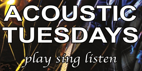 Acoustic Tuesdays tickets