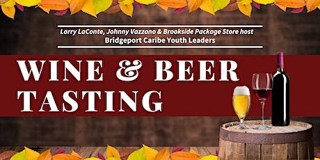 2021 Wine & Beer Tasting Fundraiser tickets