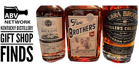 Hittin' the Bourbon Trail: Kentucky Distillery Gift Shop Finds (3 Samples) tickets