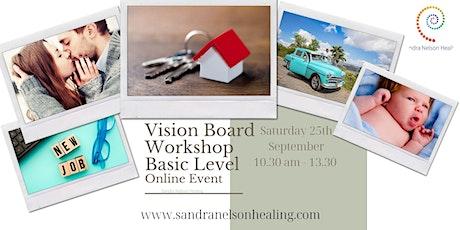 Vision Board Basic Training tickets
