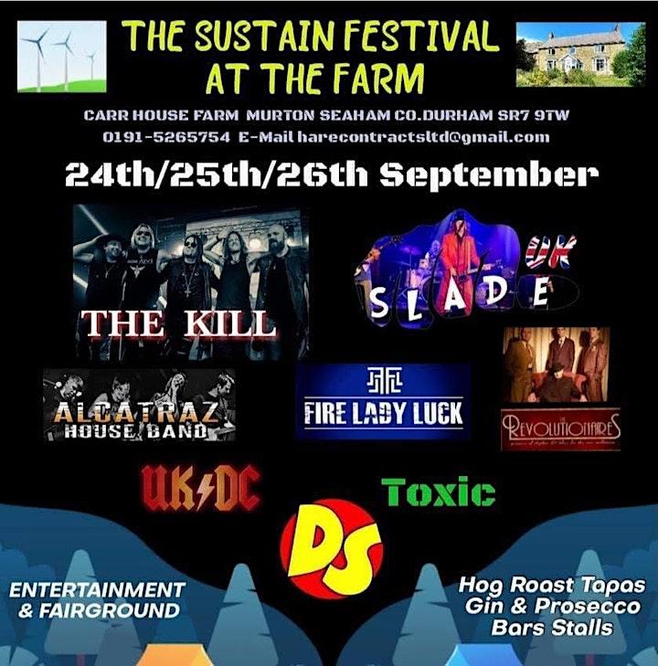 Sustain Farm Festival image