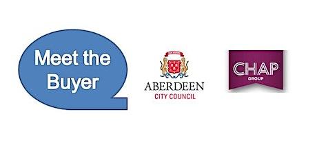 Meet the Buyer - Chap Group (Aberdeen) Ltd tickets