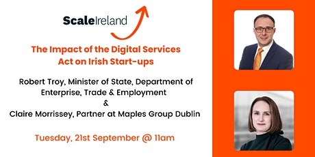Digital Services Act tickets