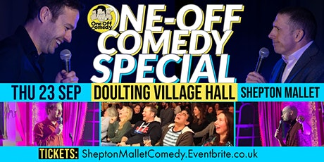 One Off Comedy Special @ Doulting VH - Shepton Mallet! tickets