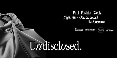 Undisclosed tickets