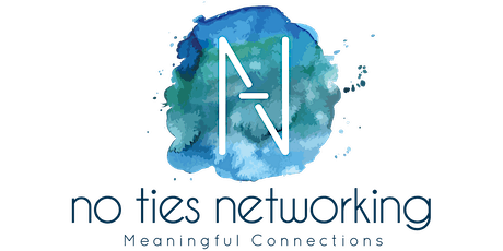 No Ties Networking – September Online Edition tickets