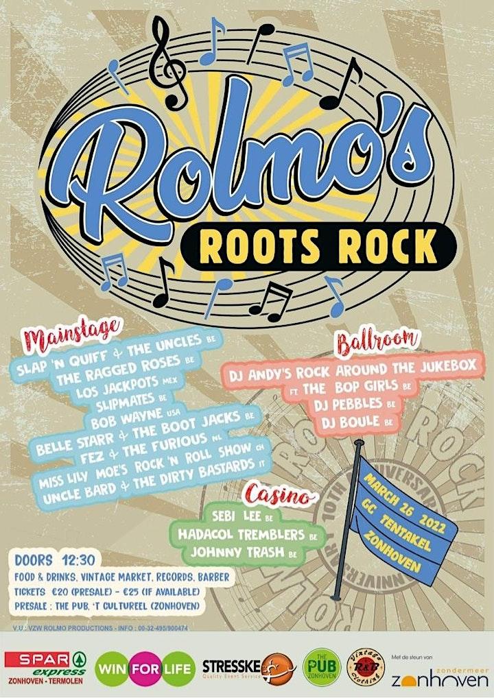 Afbeelding van Rolmo's Roots Rock