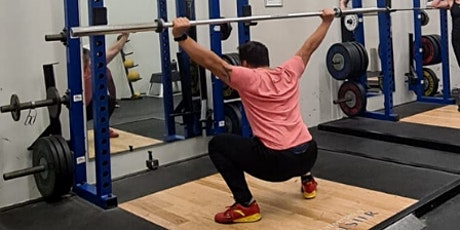 Olympic Lifting Workshop tickets