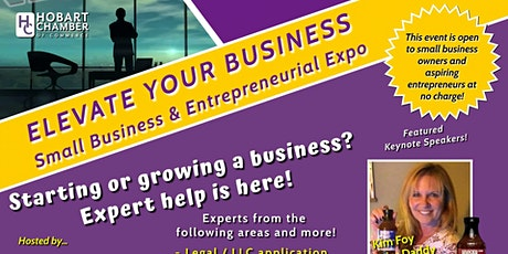 ELEVATE Your Business! Exhibitor Registration tickets