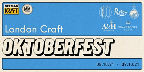 London Craft Oktoberfest 2021 tickets