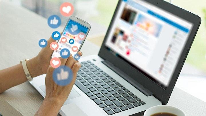 Imagen de Capacitación Redes sociales en tu comercio