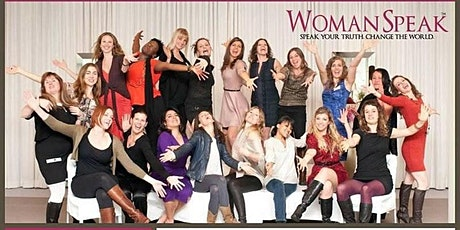 Unleash the Power of Your Voice - WomanSpeak Houston - Oct. 2021 tickets