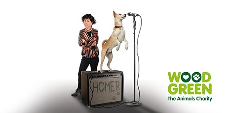 For the love of Dog! Virtual comedy night with Juliet Meyers tickets