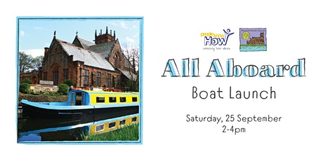 All Aboard Boat Launch tickets