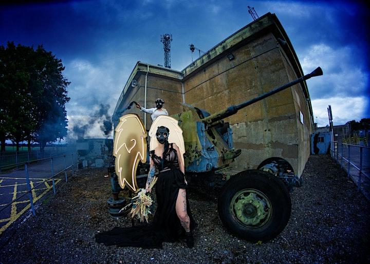 Secret Bunker Wedding Wonderland image