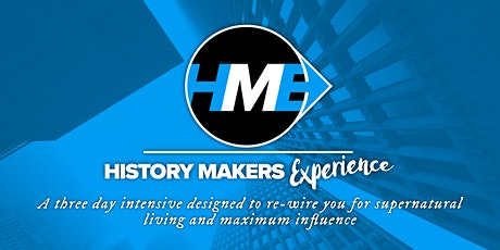 History Makers Experience Training tickets