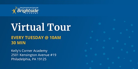Brightside Academy Virtual Tour of Kelly's Corner Location, Tuesday 10 AM tickets