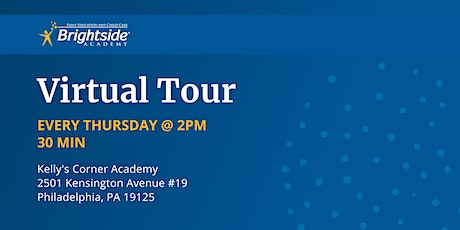 Brightside Academy Virtual Tour of Kelly's Corner Location, Thursday 2 PM tickets