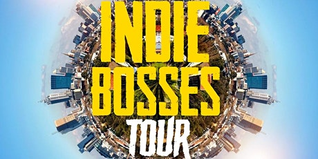 """Indie Bosses Tour """"East American Excursion"""" tickets"""