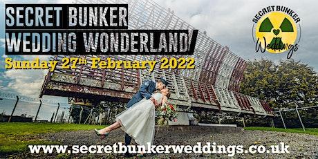 Secret Bunker Wedding Wonderland tickets