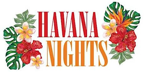 Havana Nights Celebration tickets