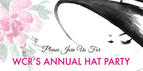 Annual Hat Party Social Event with Clive Daniel tickets