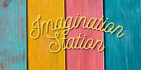 Imagination Station October Activity Kit Pick-up tickets