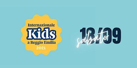 INTERNAZIONALE KIDS - Sabato 18/09 biglietti