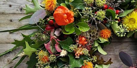 Autumn  Luxury Wreath Online Workshop tickets