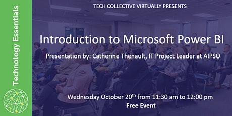 Introduction to Microsoft Power BI tickets