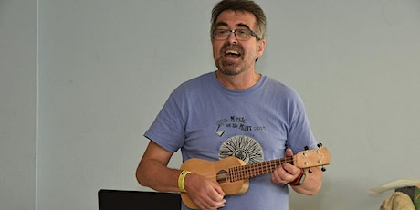 Moffat 2021 - Ukulele Workshop for Beginners with Ian K Brown tickets