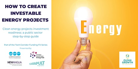 Funding Fit: How to Create Investable Energy Projects tickets