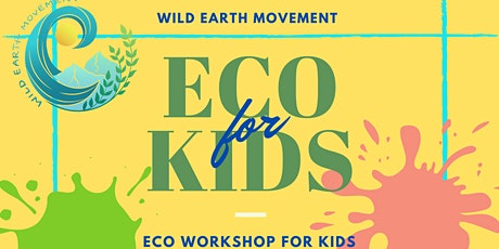 Wild Earth Kids: Veggie Painting Eco Workshop tickets