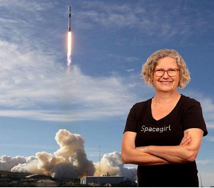 Mutig führen wie eine Astronautin: Bild