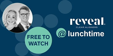 Reveal @ Lunchtime tickets
